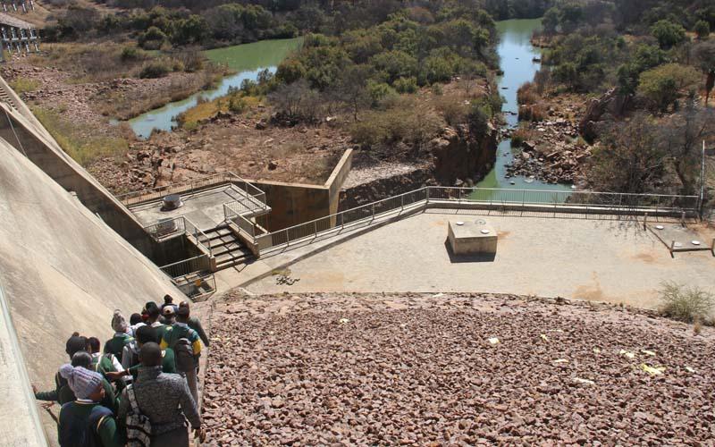 OchriO Magalies Water Dam 01