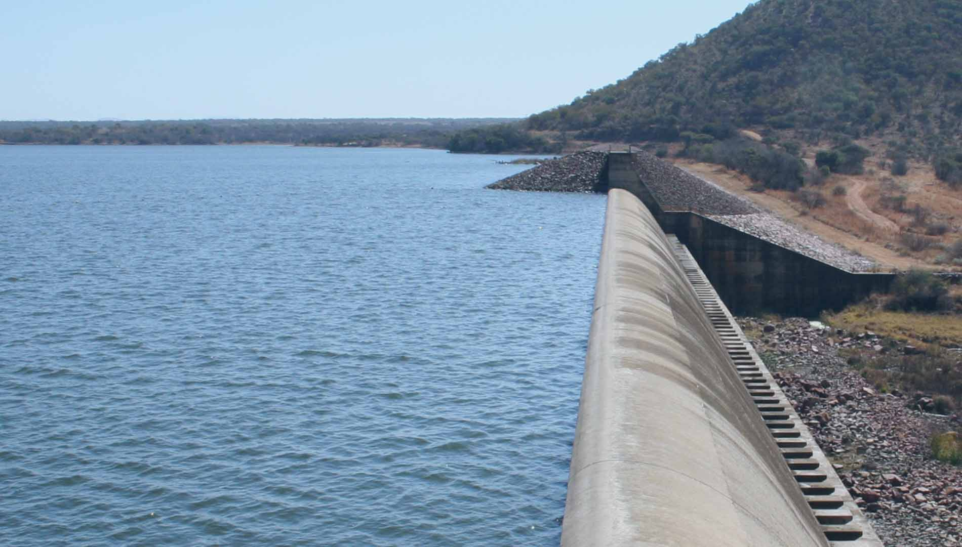 OchriO Magalies Water Vaalkop Dam